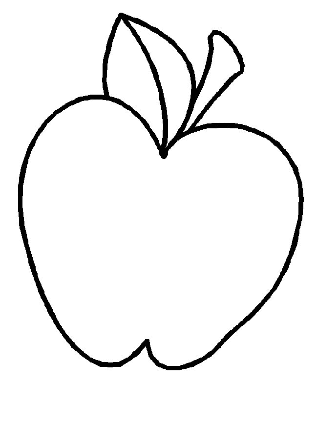 fruit coloring pages - 146