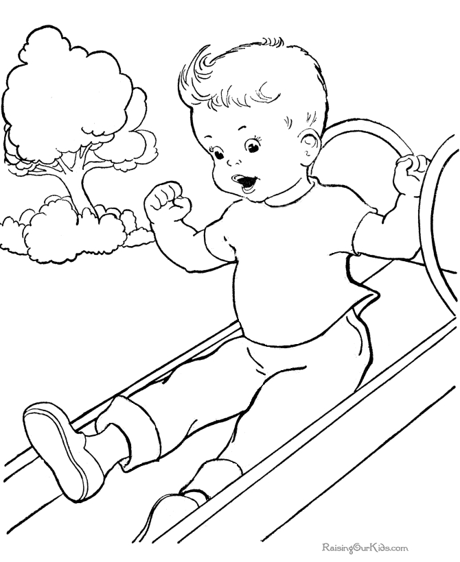 fun coloring pages - fun coloring pages for kids