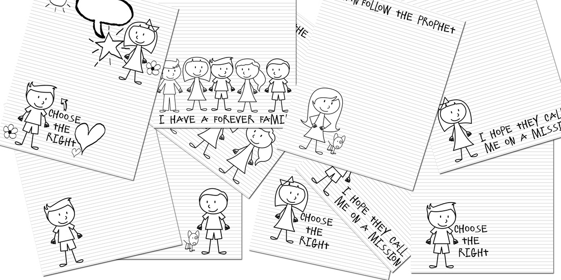 general conference coloring pages - cute coloring pages for general conference