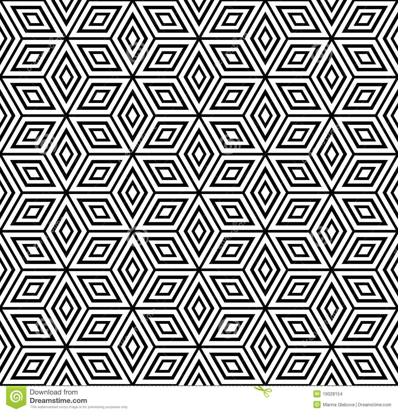 geometric coloring pages - stock images seamless geometric pattern image