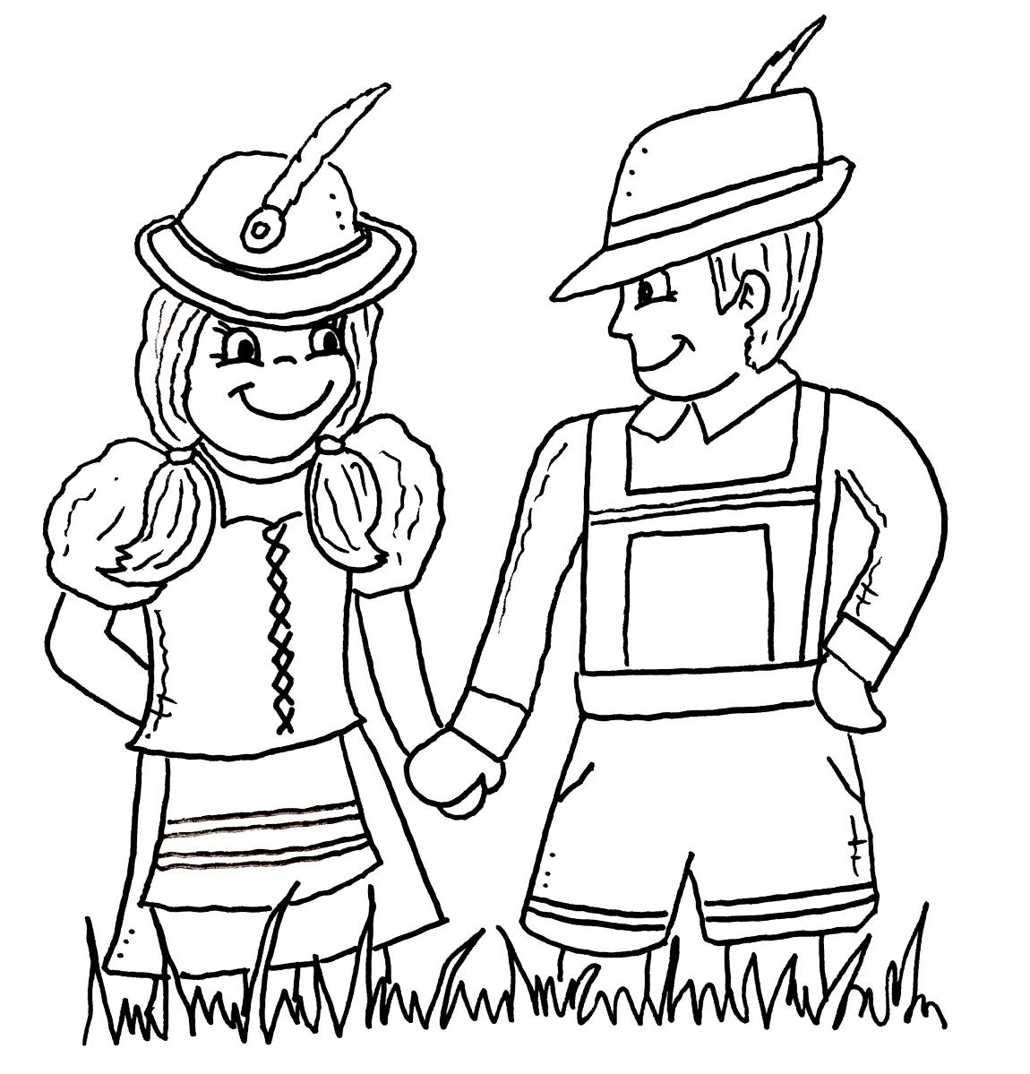 germany coloring pages - q=german