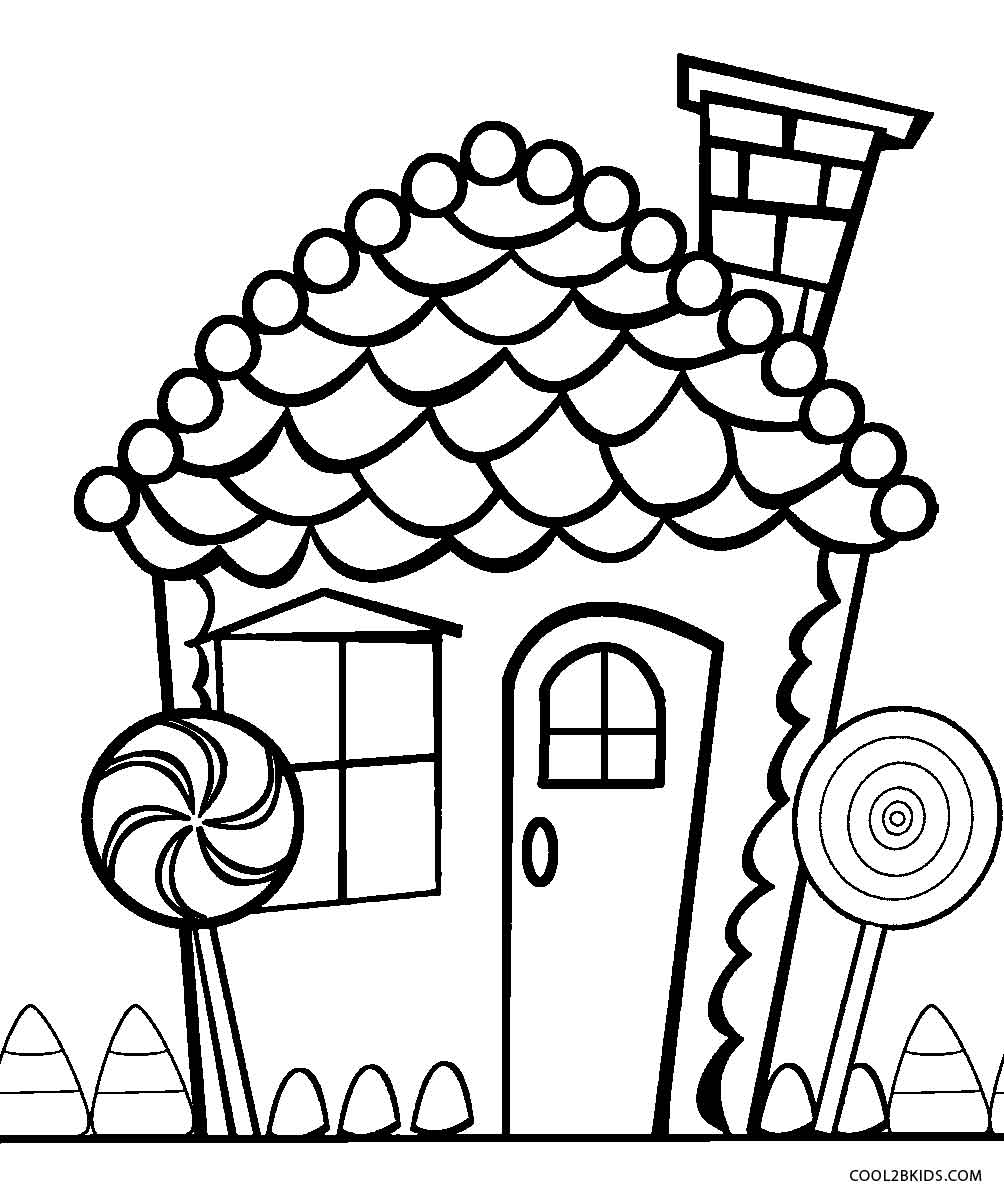 gingerbread coloring pages - coloring suite pages