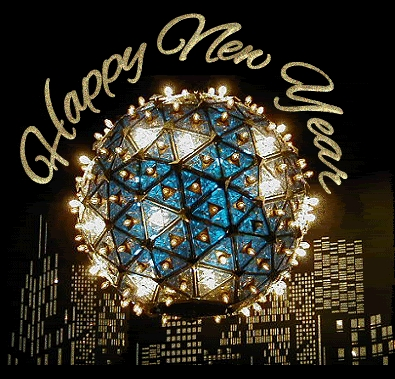 globe coloring page - happy new year lighting globe