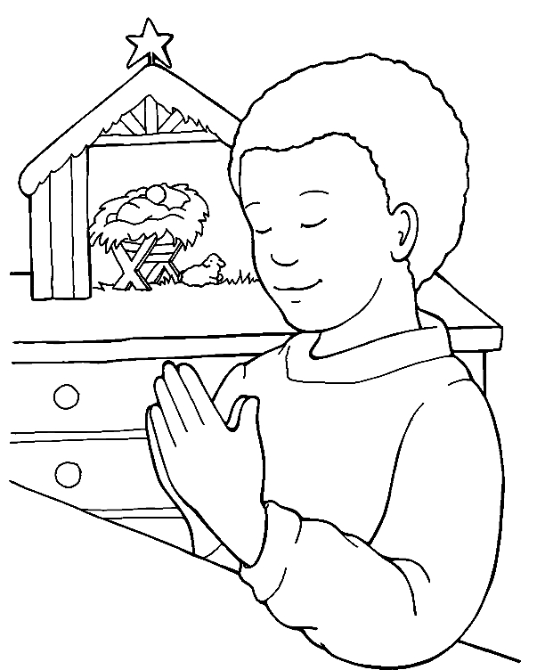 god made me coloring page - t of god colorpg