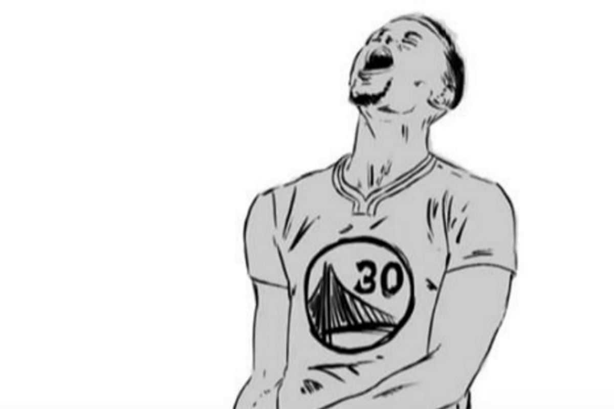 Golden State Warriors Coloring Pages