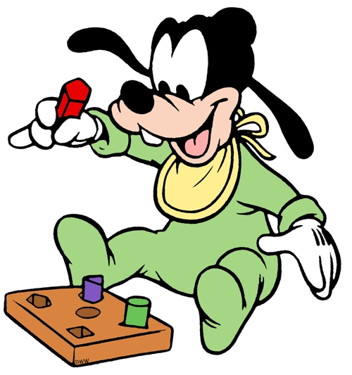 goofy coloring pages - disneybabies22