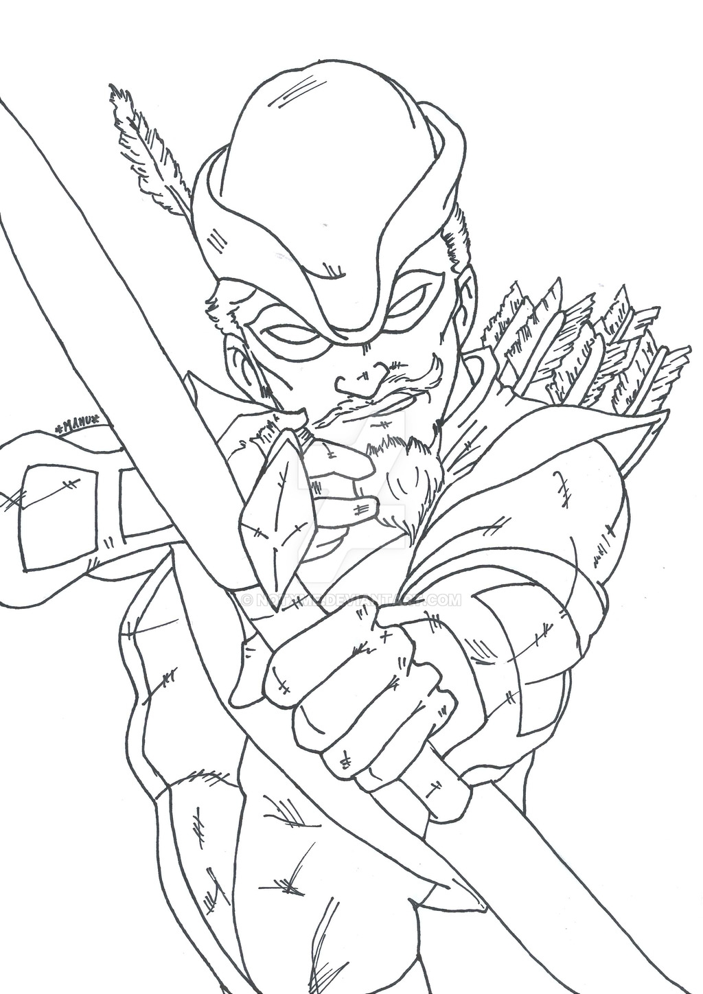 green arrow coloring pages green arrow coloring pages page
