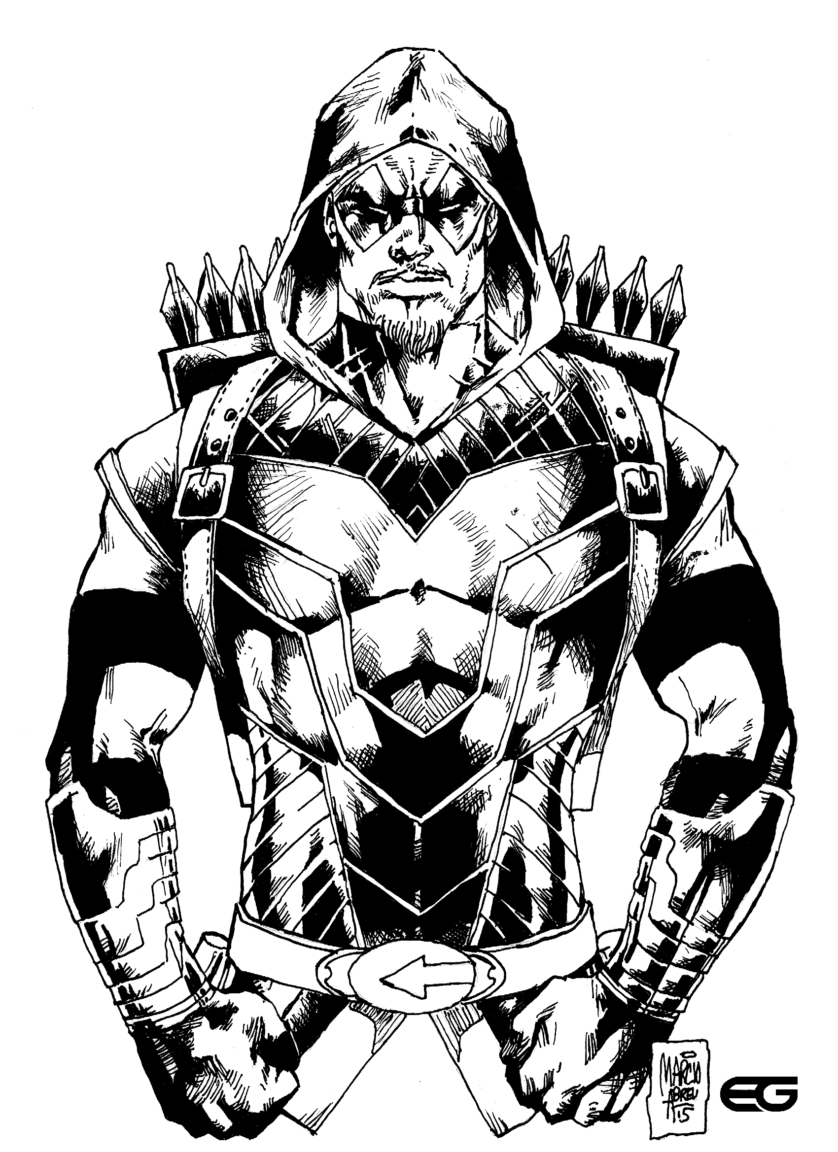 25 Green Arrow Coloring Pages Pictures Free Coloring Pages Part 2