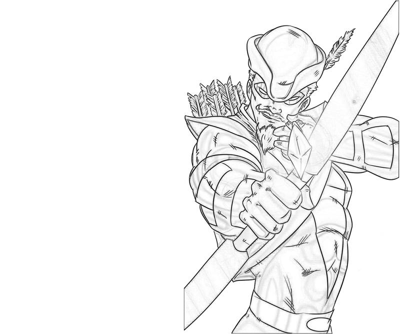 25 Green Arrow Coloring Pages Pictures | FREE COLORING PAGES