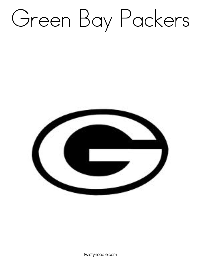 green bay packers coloring pages - green bay packers coloring page