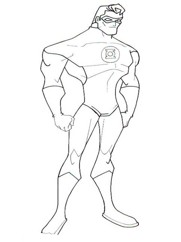 21 green lantern coloring pages selection free coloring pages part 3