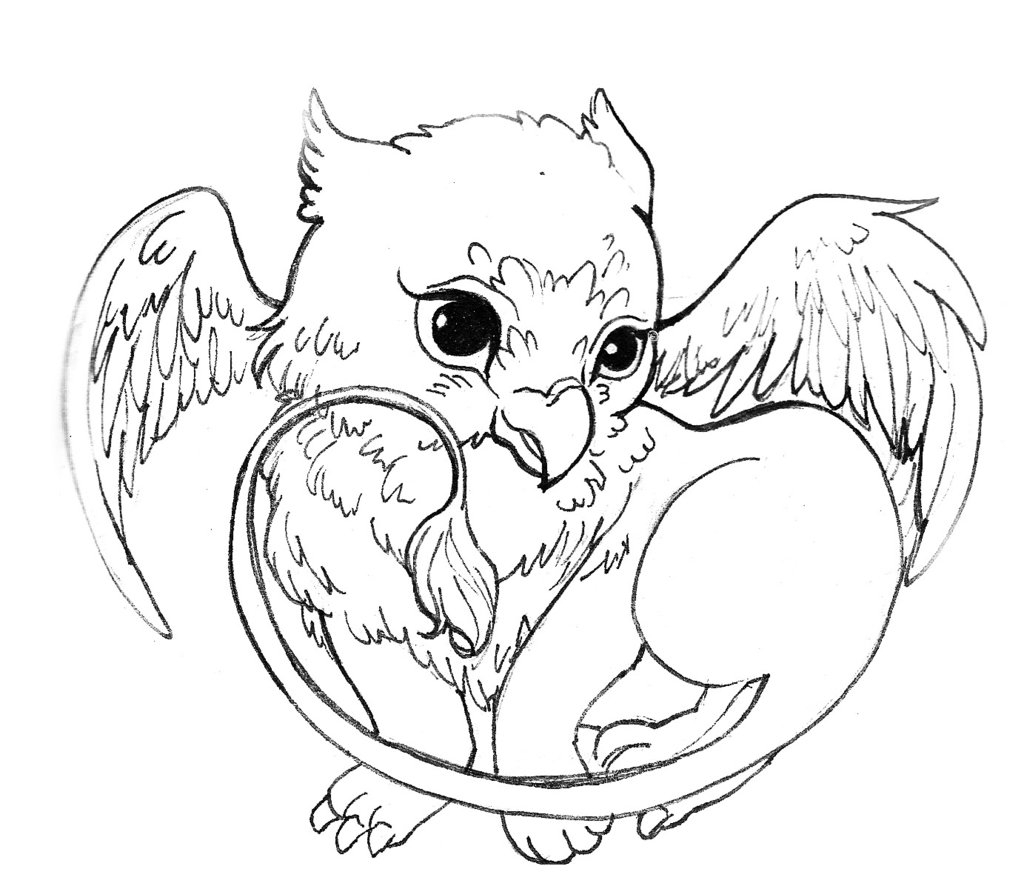 27 Griffin Coloring Pages Images | FREE COLORING PAGES - Part 3
