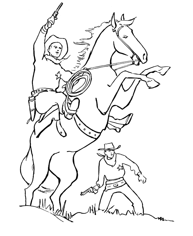 groundhog day coloring pages free printable - habitantes do velho oeste