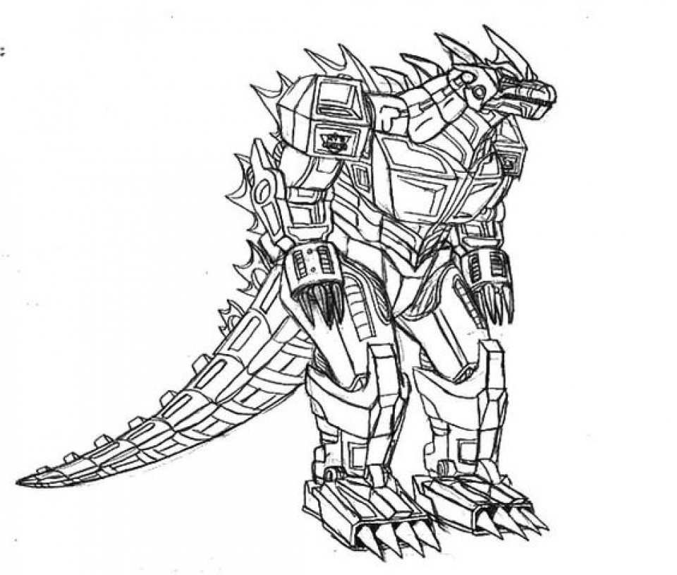 grown up coloring pages - preschool printables of godzilla coloring pages free jik30