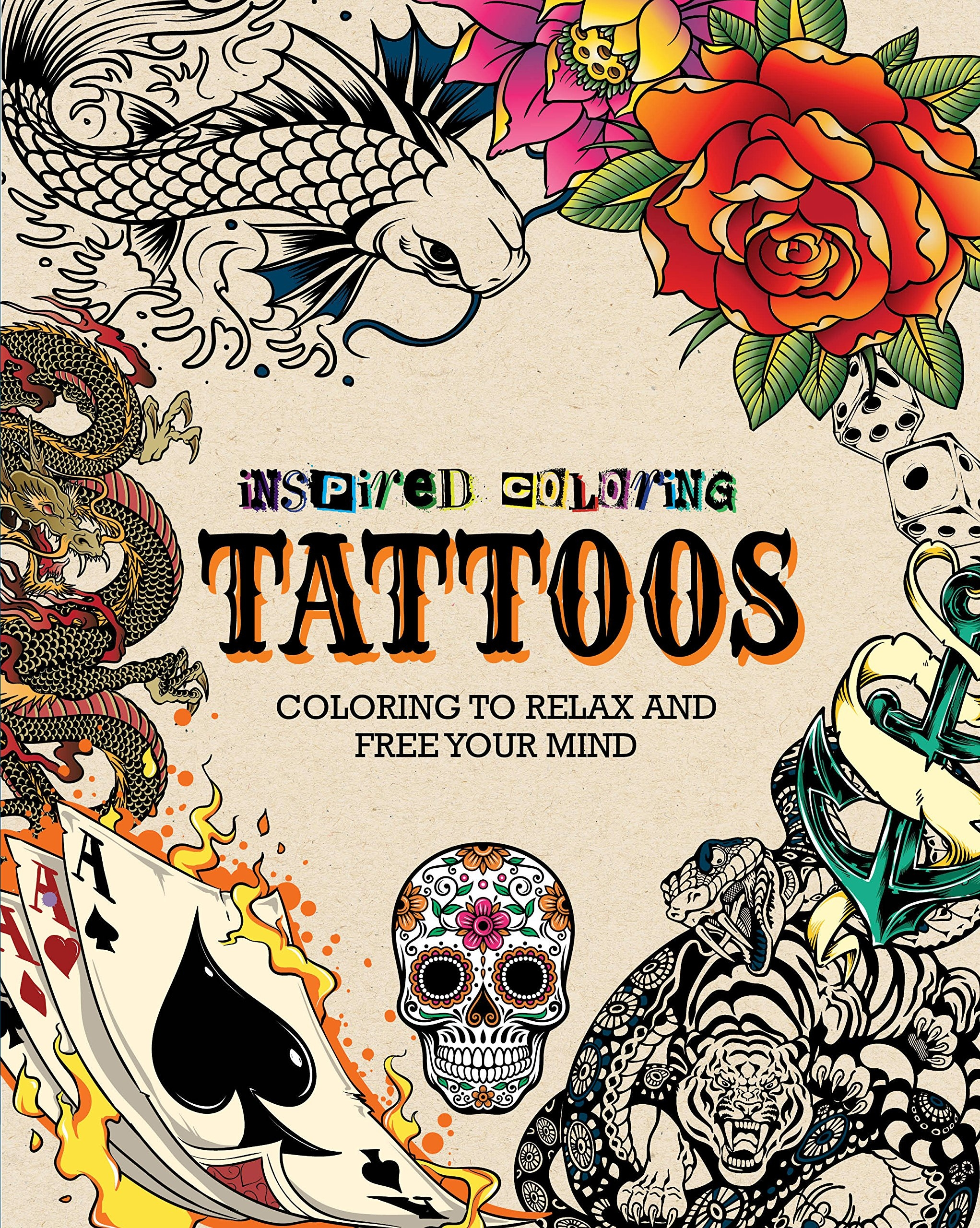 grown up coloring pages - 21 adult coloring books thatll make all your work stress melt away