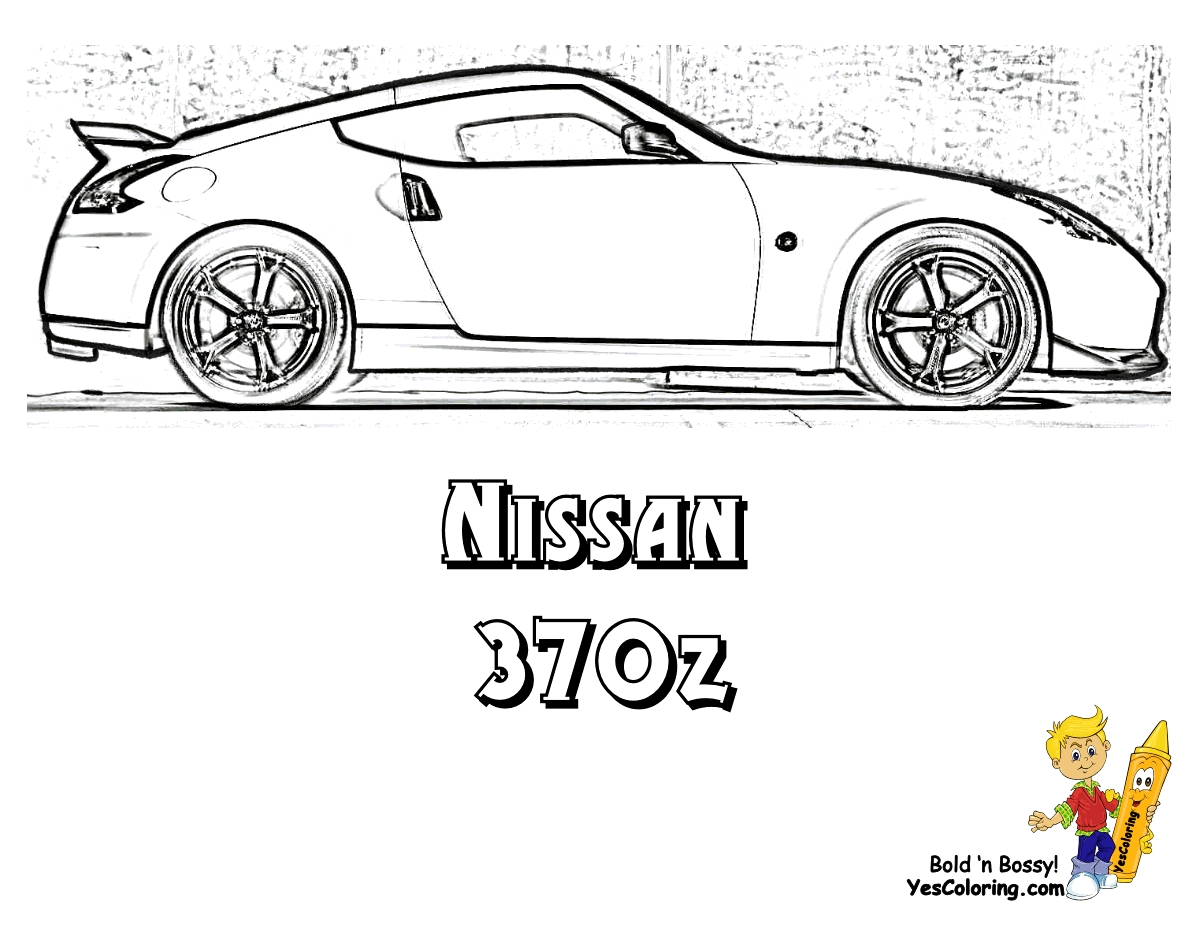 gtr coloring pages - nissan gt r r35 sketch templates
