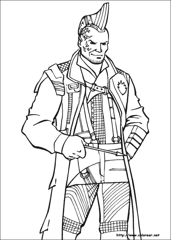27 Guardians Of The Galaxy Coloring Pages Printable Free Coloring