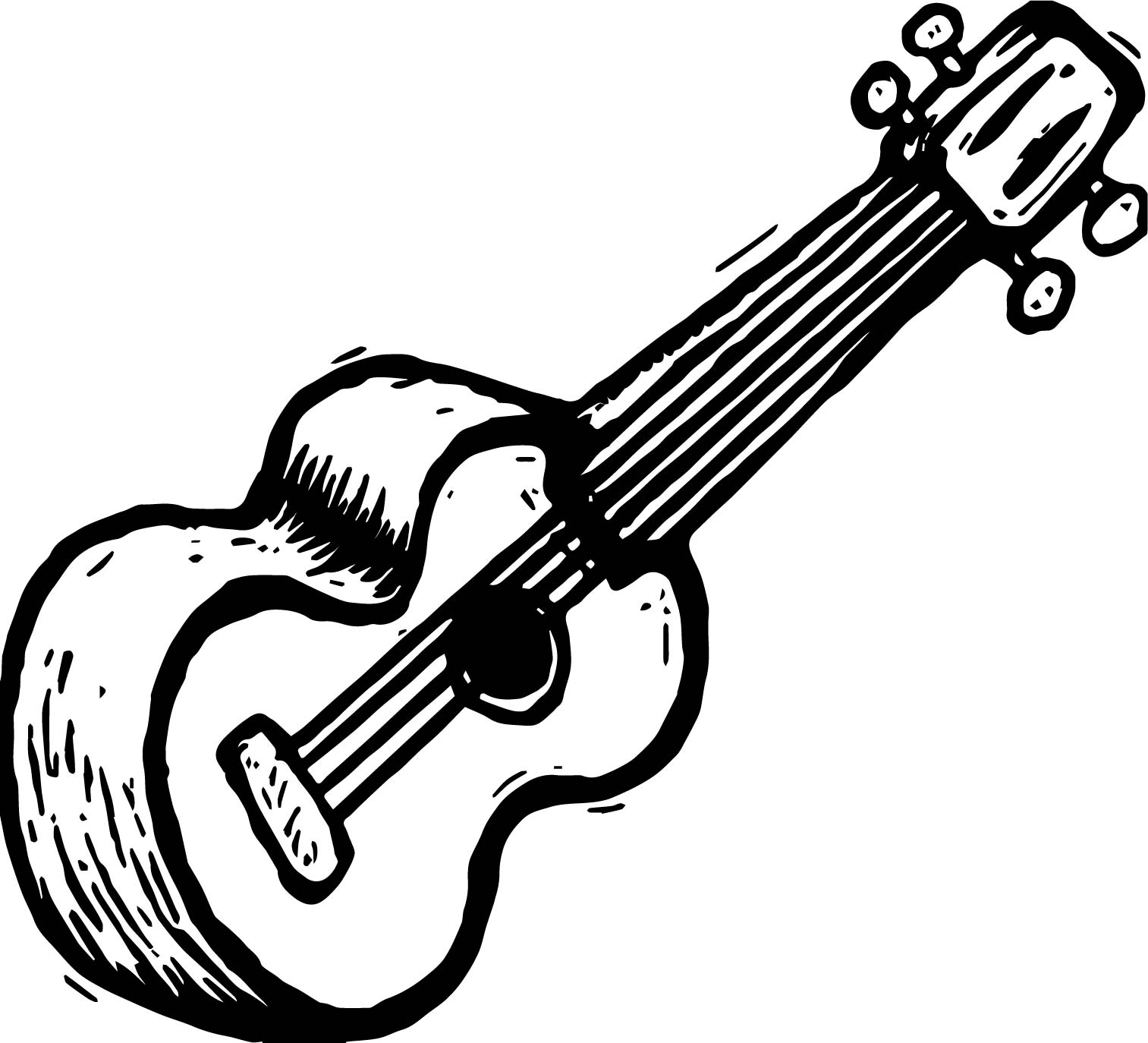 23 guitar coloring page images free coloring pages part 3