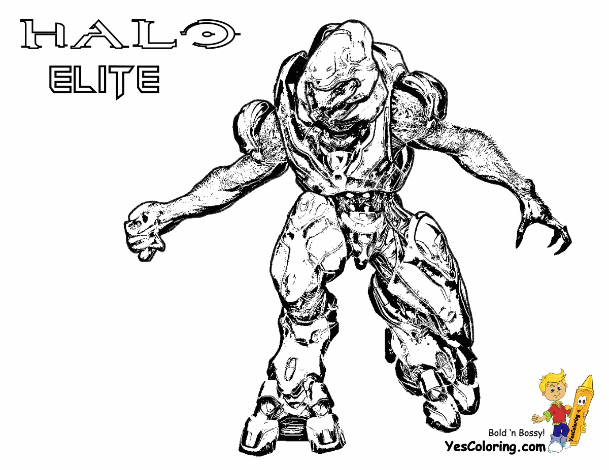 27 Halo Coloring Pages Images Free Coloring Pages Part 2