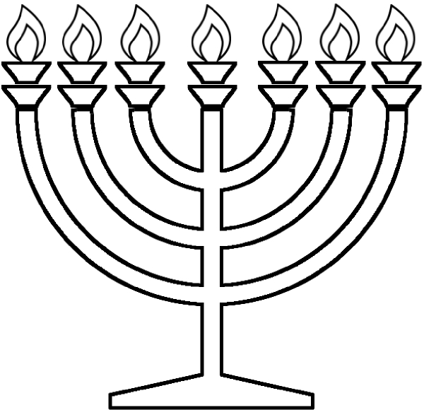 hanukkah coloring pages printable - hanukkah coloring pages 2