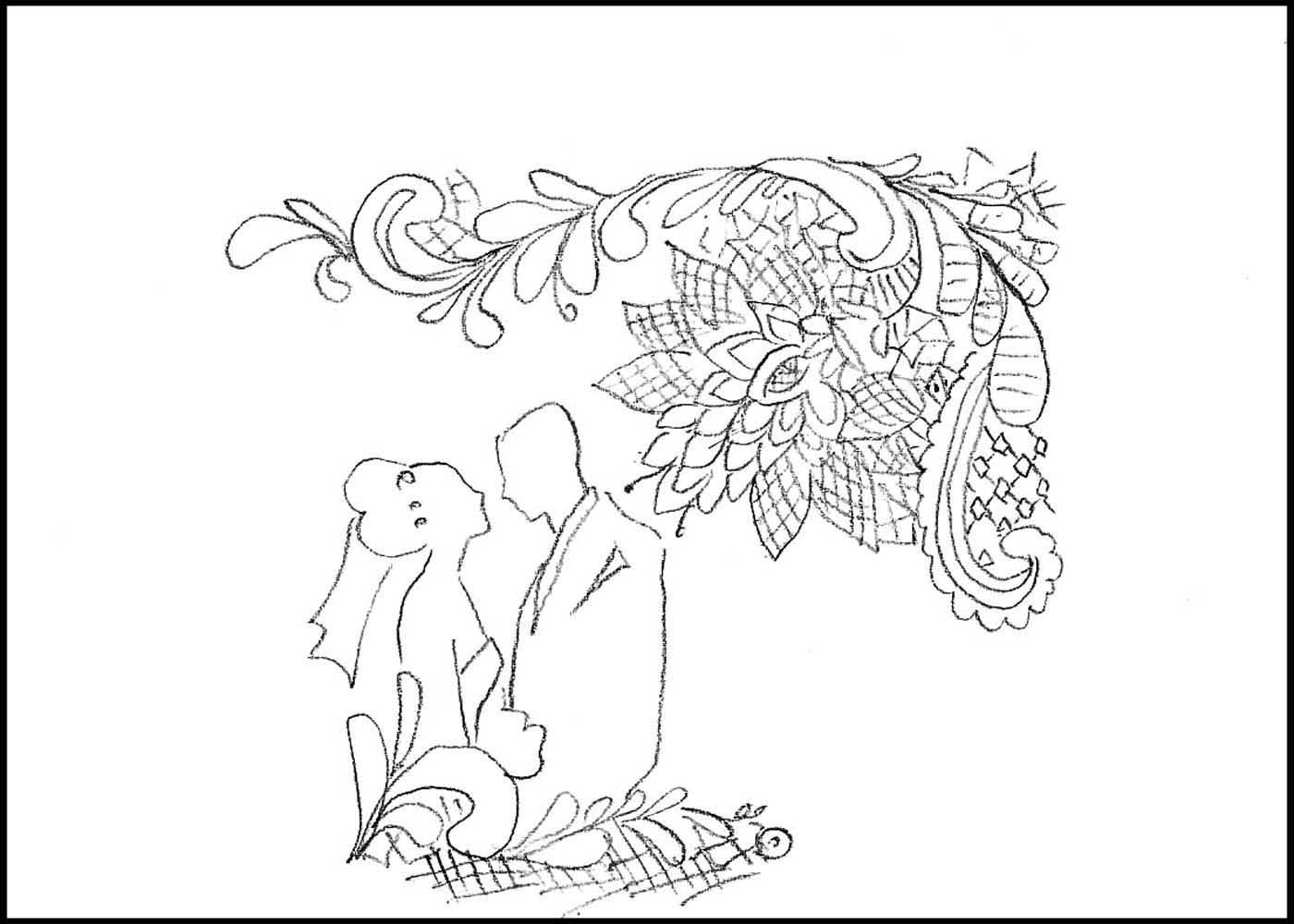 happy anniversary coloring page - happy anniversary coloring pages