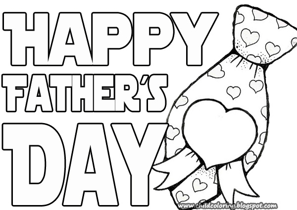 happy fathers day coloring pages - happy fathers day drawings coloring