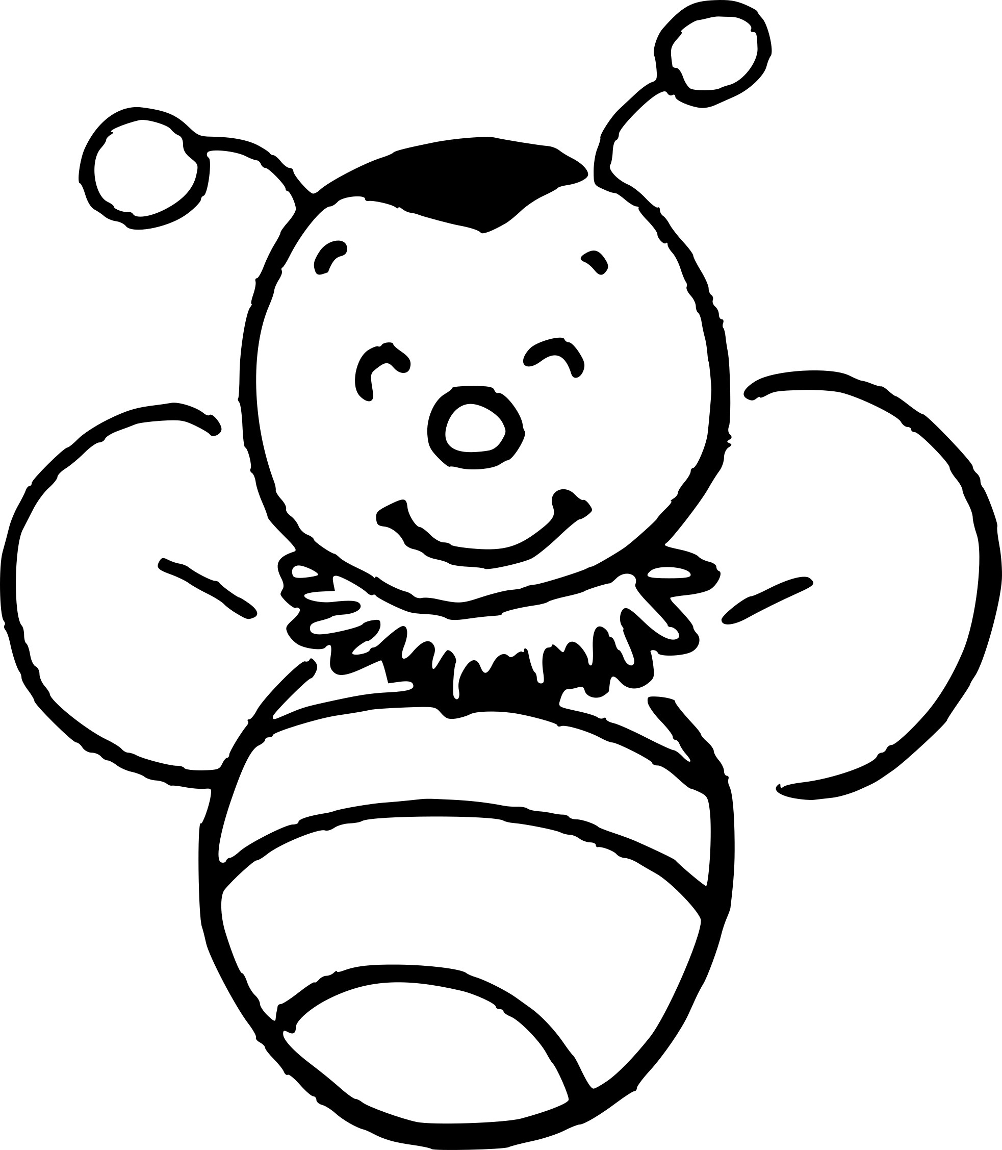 harley davidson coloring pages - abeille rigolote