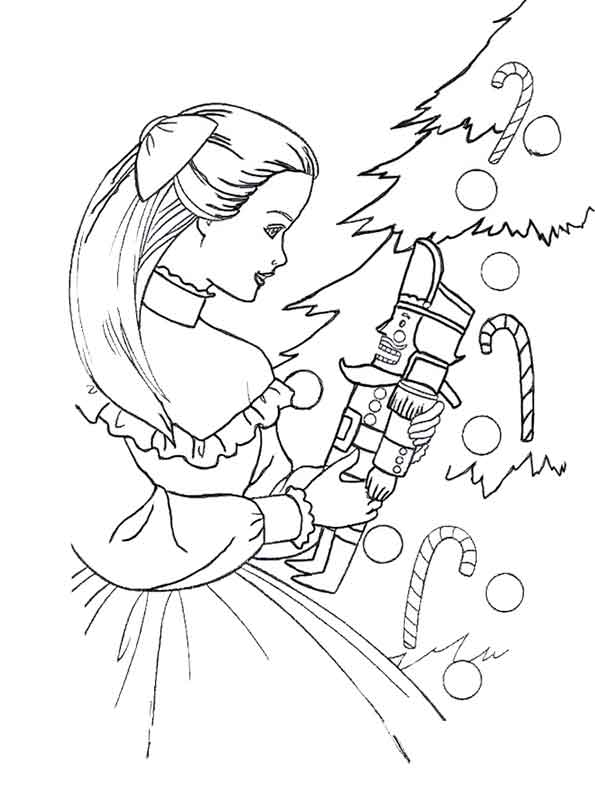 harry potter coloring pages - weihnachten 20
