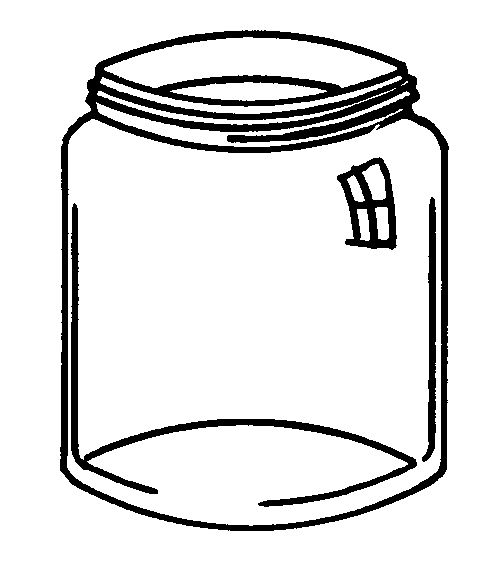 harry potter printable coloring pages - jar coloring sheet 2