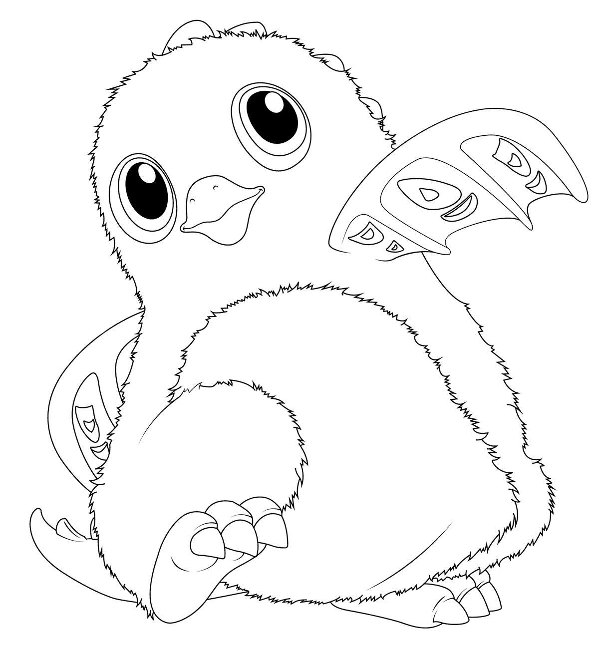 hatchimal coloring pages - hatchimals coloring pages sketch templates