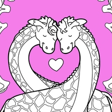 hatchimals coloring pages - enamorados