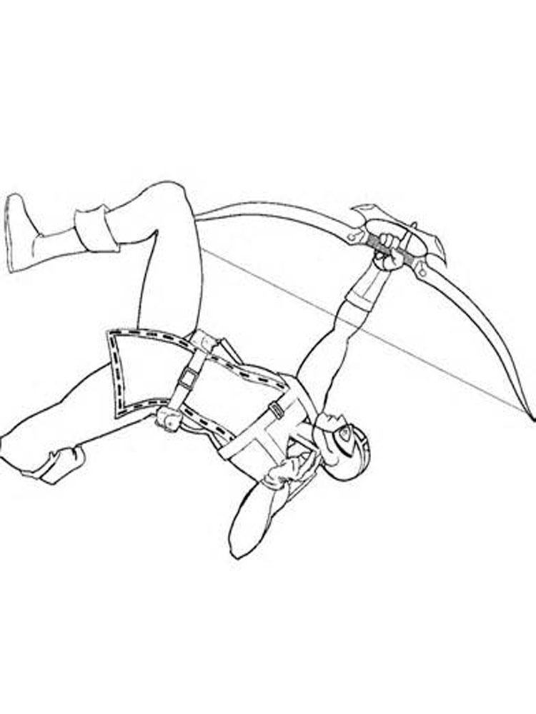 25 Hawkeye Coloring Pages Pictures | FREE COLORING PAGES
