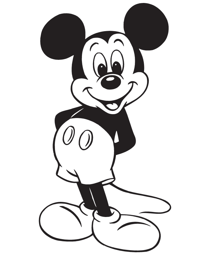 heart coloring pages for adults - happy birthday mickey mouse coloring pages