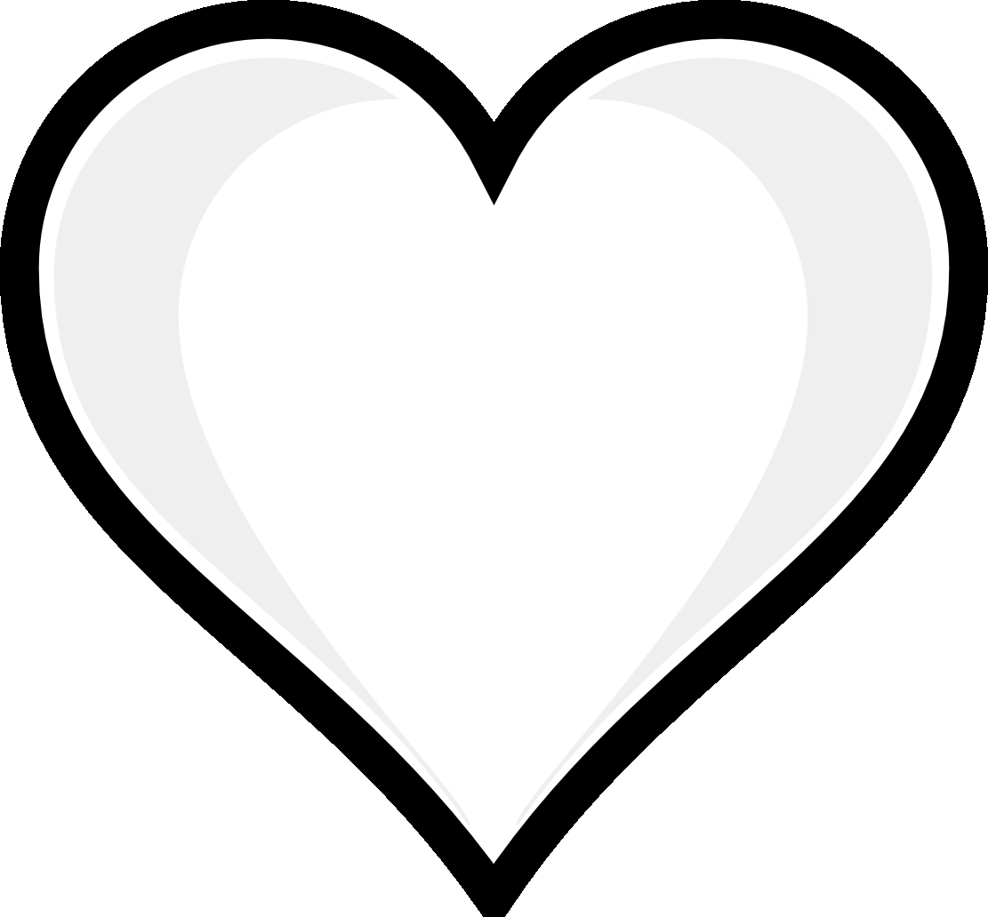 Heart Coloring Pages - Free Printable Heart Coloring Pages for Kids