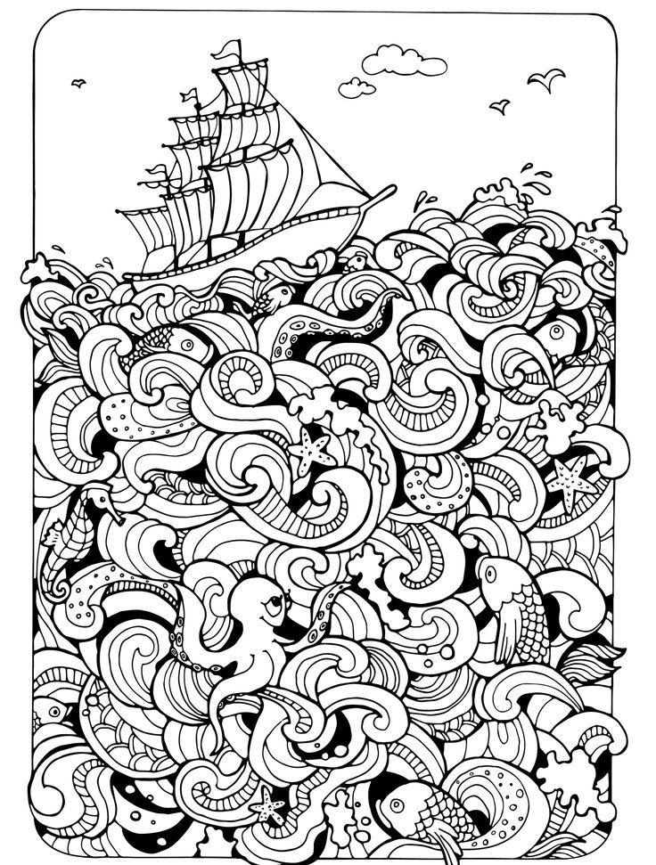 henna coloring pages - adult coloring