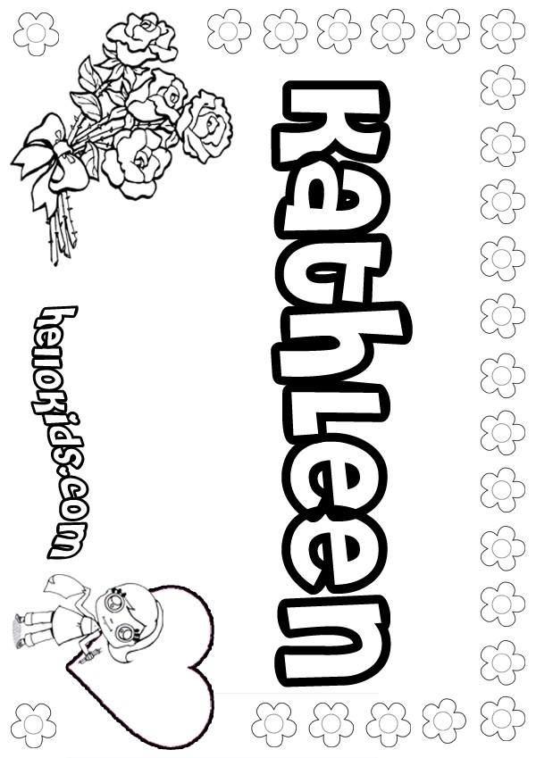 henna coloring pages - kathleen