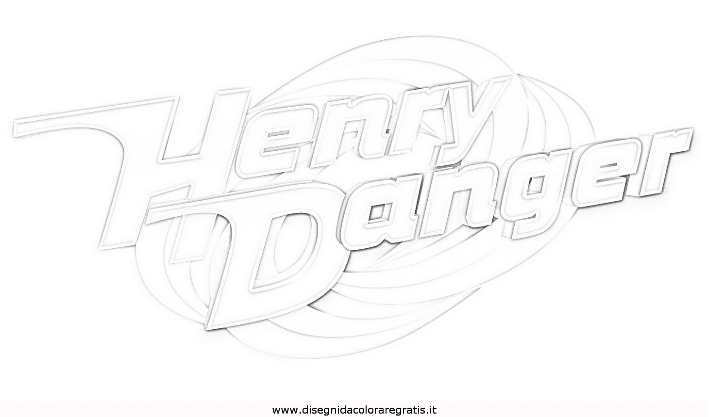 henry danger coloring pages - henry danger coloring sheets sketch templates