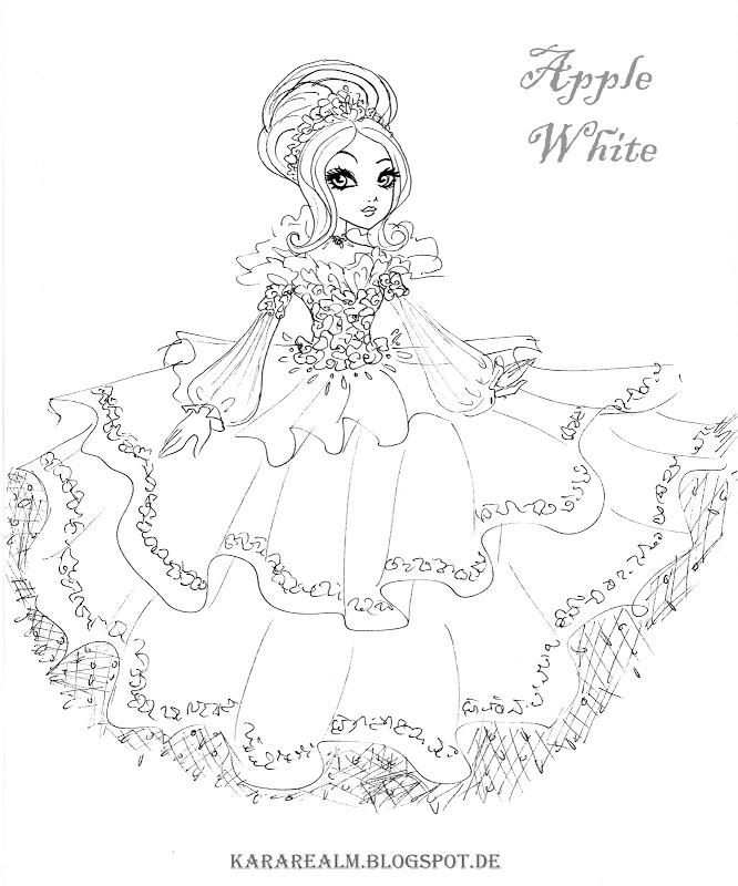 hermit crab coloring page - ever after high coloring pages free 5 image