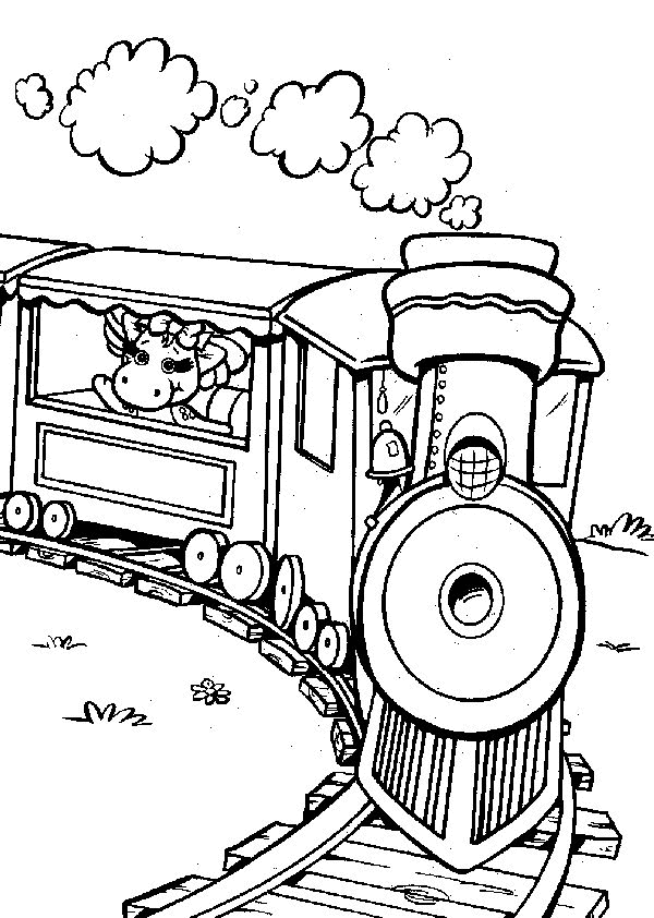 hero coloring pages - barney dinosaur coloring pages