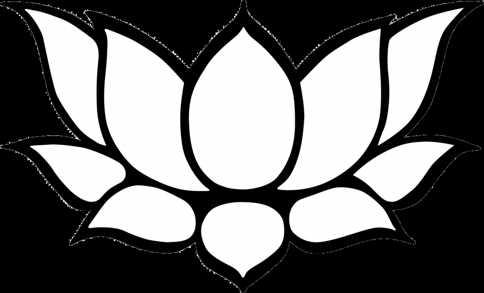 hibiscus coloring page - lotus flower reopen and bloom coloring page