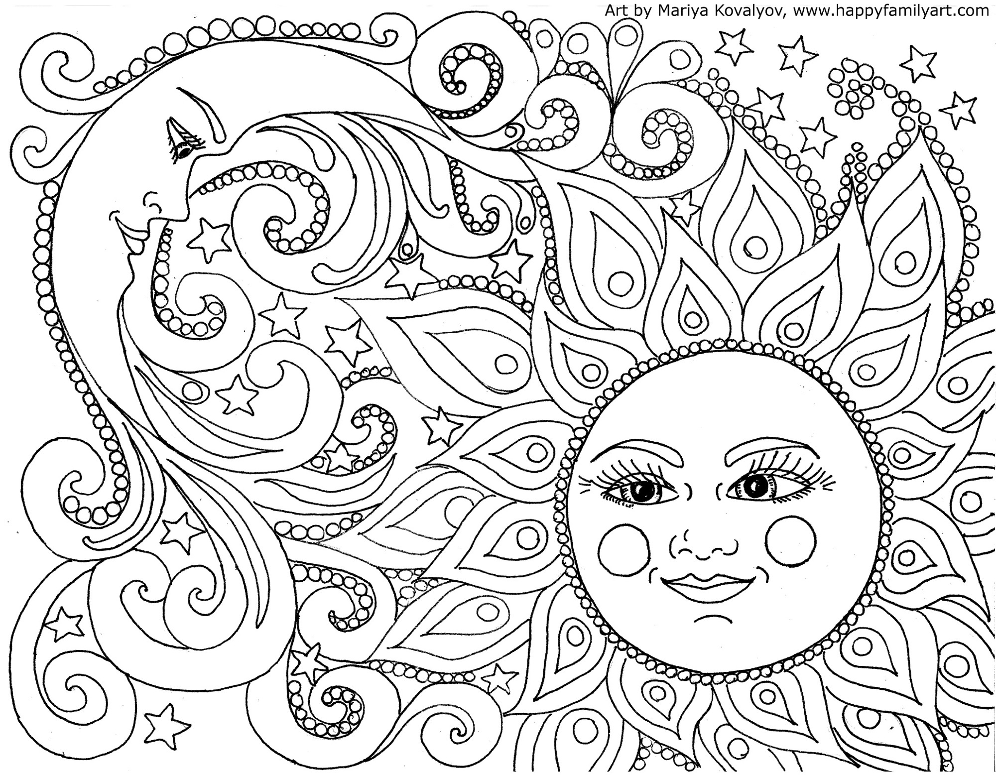 hippie coloring pages - hippie coloring pages