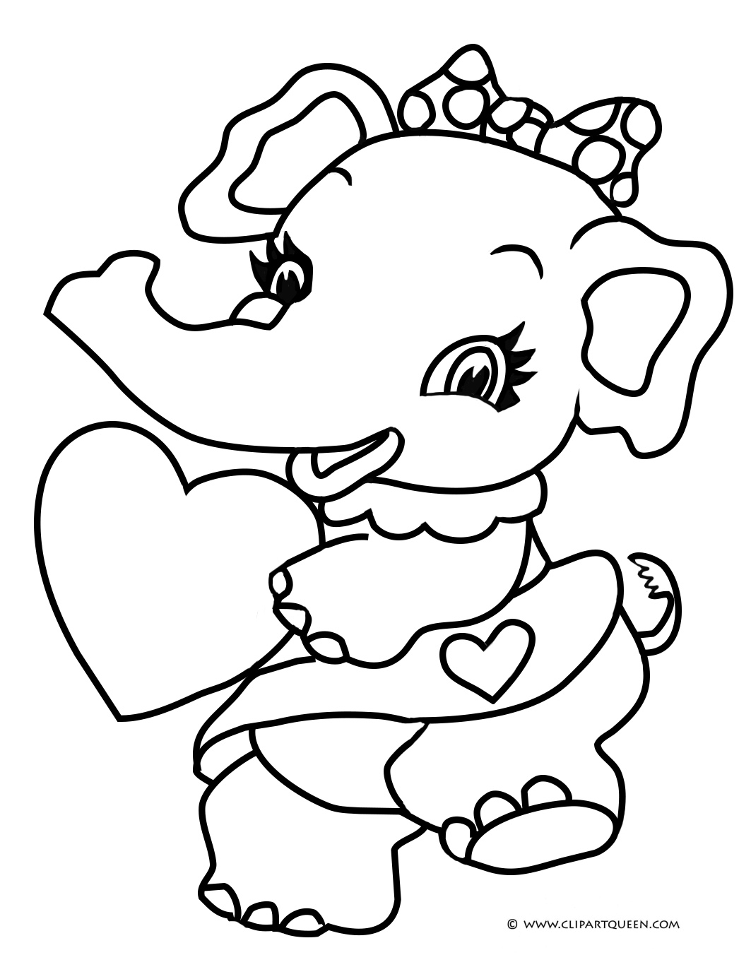 hippo coloring pages - funny clip art blog