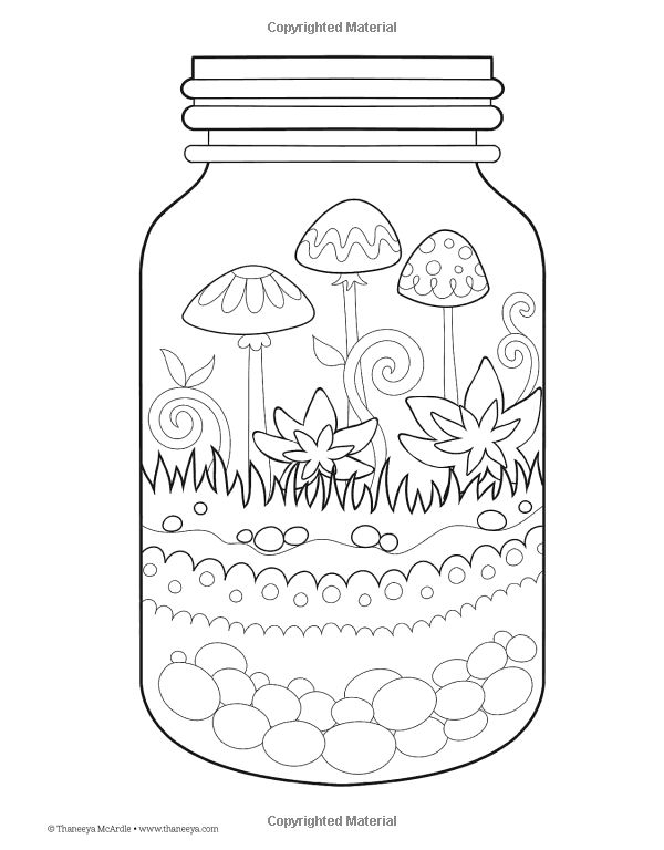 hipster coloring pages -