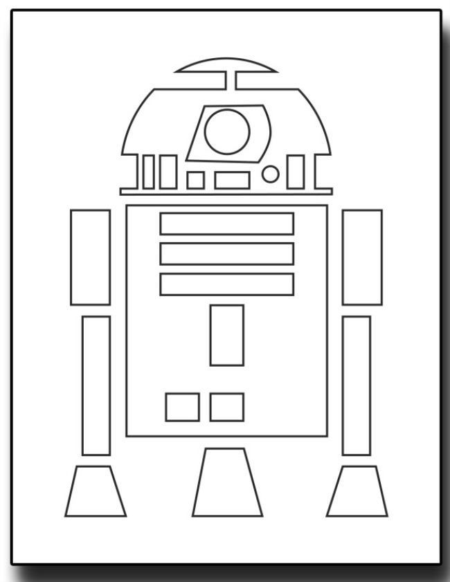 Hockey Coloring Pages - Star Wars Free Printable Coloring Pages for Adults & Kids