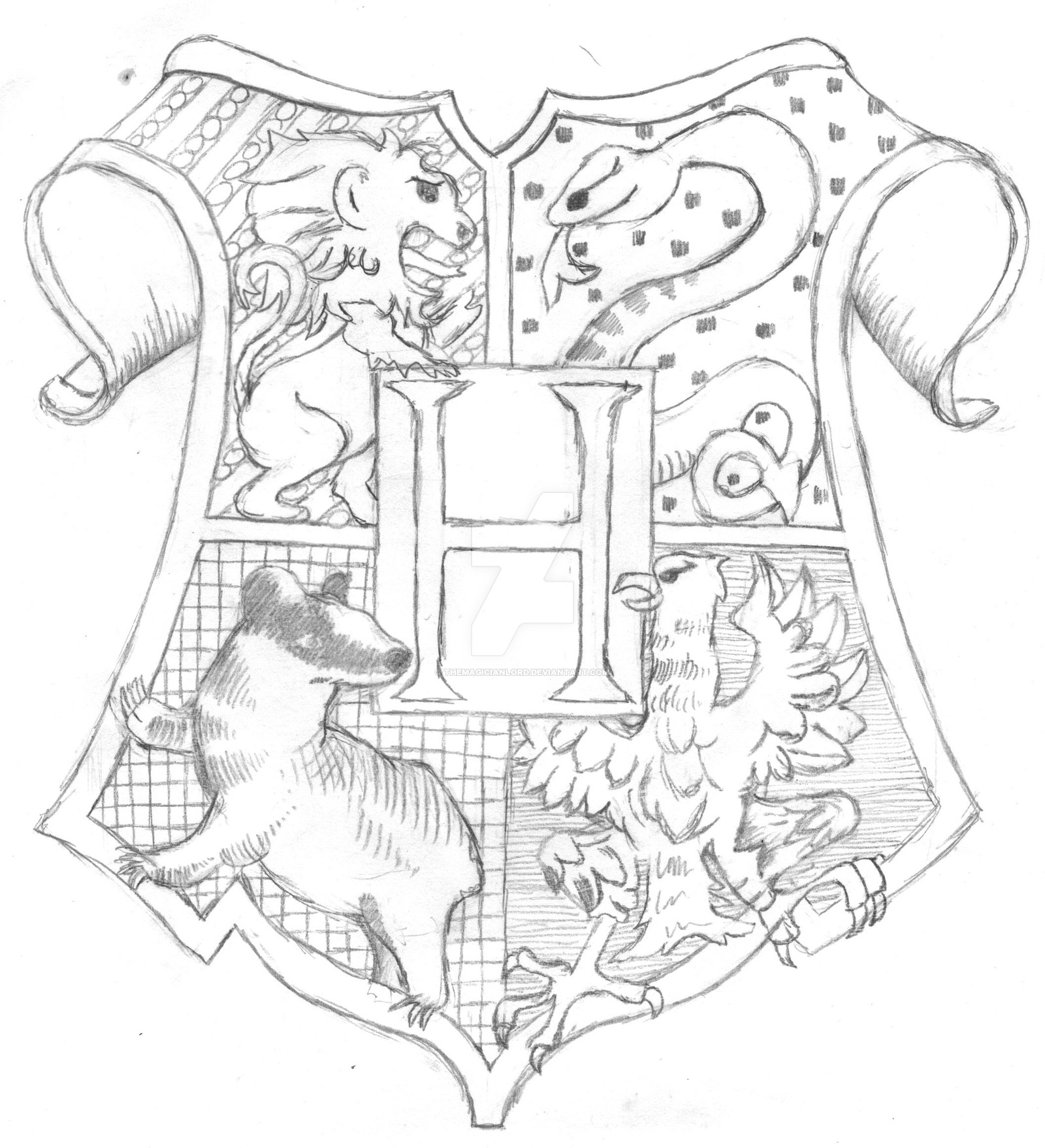 25 Hogwarts Coloring Pages Pictures Free Coloring Pages Part 2