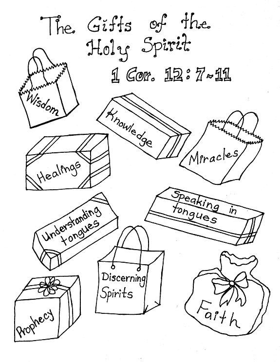 holy ghost coloring page - holy ghost lds coloring pages sketch templates