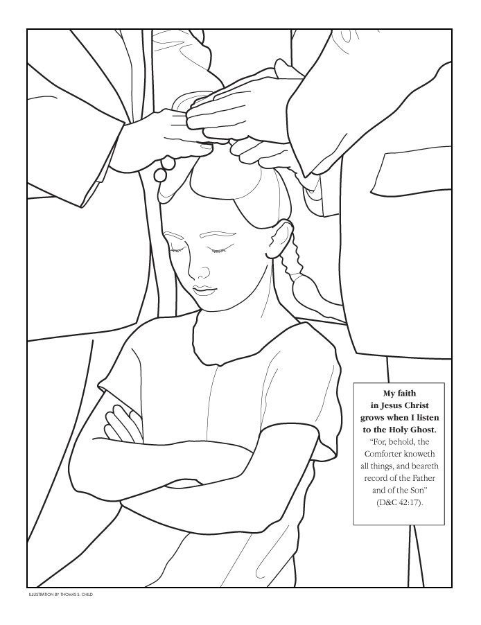 holy ghost coloring page - holy spirit coloring page 05 02 2017