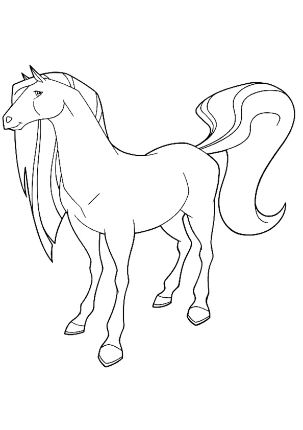 23 Horseland Coloring Pages Images | FREE COLORING PAGES