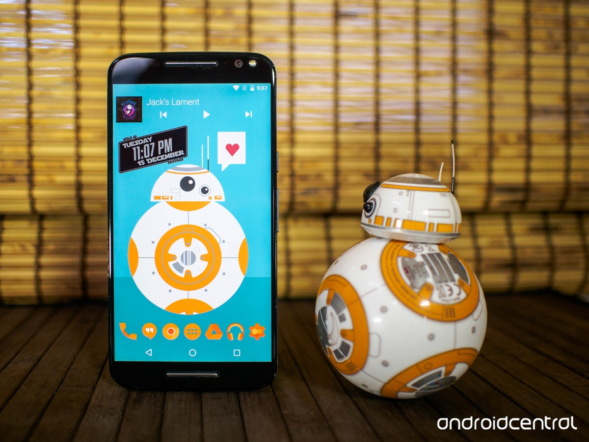 how to change background color in pages - your phone ready force awakens one three star wars themes