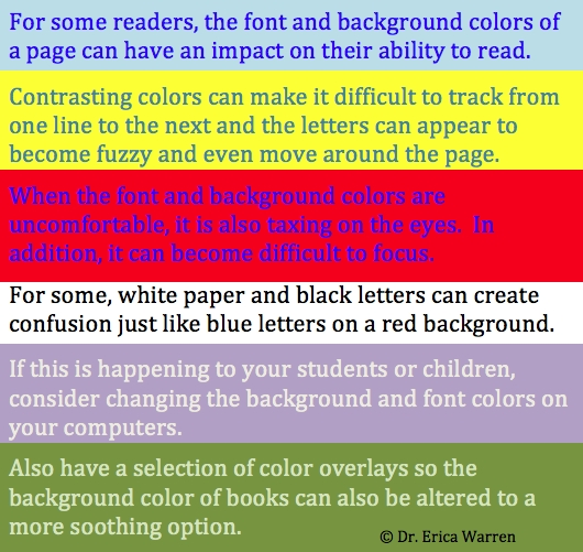 how to change background color in pages - diy color overlays